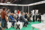 Technicians descend on Schaeffler stand at MECHANEX trade show in Manchester