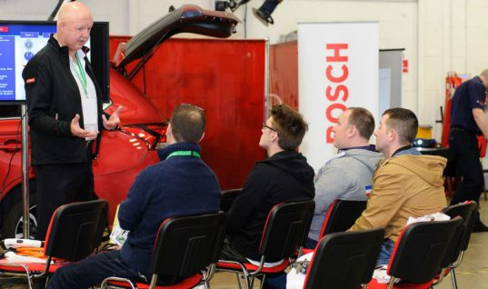 Autoinform Live resounding success after drawing professionals from across UK