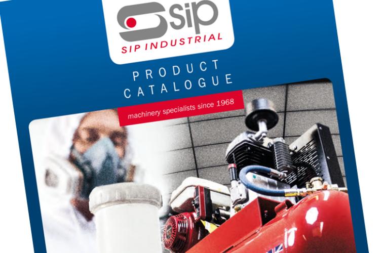 New SIP air compressors and air tools catalogue
