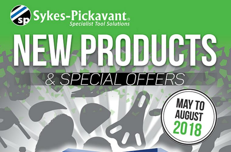 Sykes-Pickavant promotional brochure now available