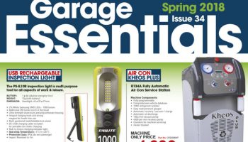 "Exclusive product debuts detailed in spring issue of ""Garage Essentials"""