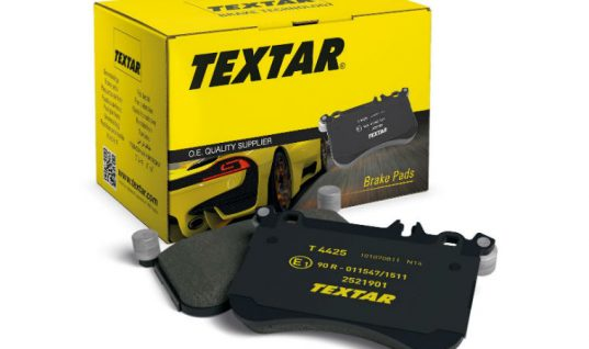 New-to-range Mercedes, BMW and MINI pads from Textar