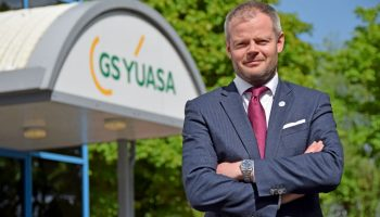 "GS Yuasa UK operation ""in safe hands"" with newly appointed managing director"