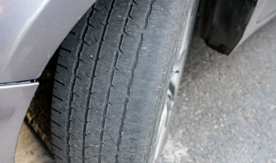 "One in five cars is fitted with ""dangerous"" tyres, new study warns"