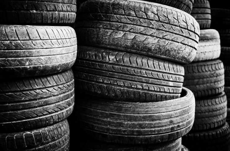 Four garages found selling illegal and dangerous part-worn tyres