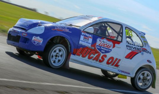 Retail partnership with Lucas Oil adds benefits for small racing teams and enthusiasts