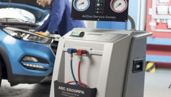 Review this WAECO ASC 5500RPA low emission air con service unit for GW Views