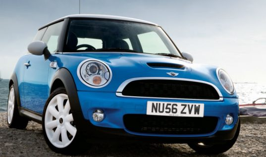 EEC highlights parts range for Mini Cooper S 1.6i