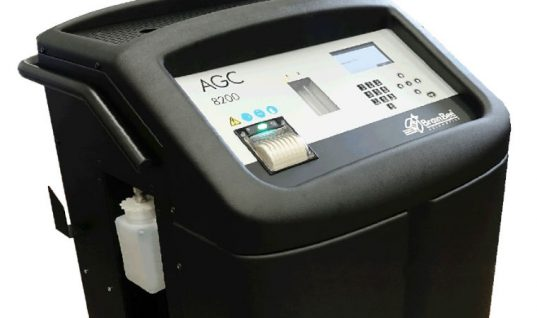 Video: premium ATF machine is proving to be popular choice amongst garages