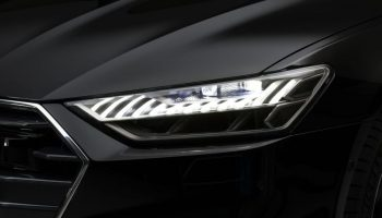 Audi A7 Sportback benefits from HELLA intelligent lighting