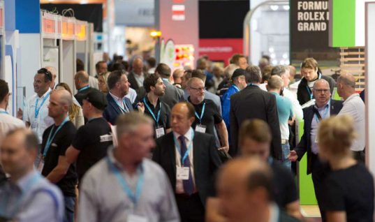 More than 10,000 visit UK's leading exhibition for the automotive industry