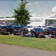 """Air Ambulance called out to BMW dealership after """"car falls on man"""""""