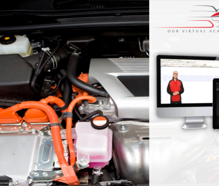 Hybrid braking systems now featured in Our Virtual Academy training course