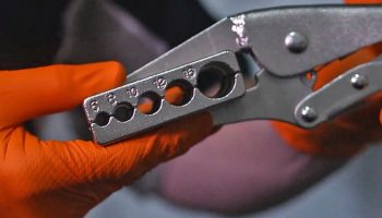 Innovative air-pipe grips from Laser Tools