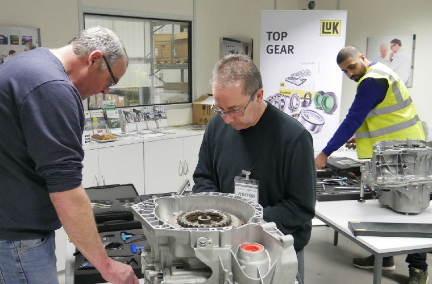 Free REPXPERT LuK 2CT double clutch training to take place in Hereford this month