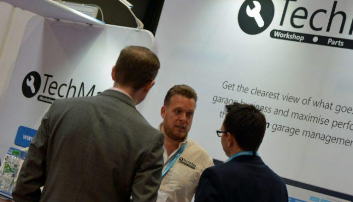 TechMan announces Autodata partnership at Automechanika