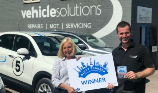 'City Brakes' competition winners announced by The Parts Alliance