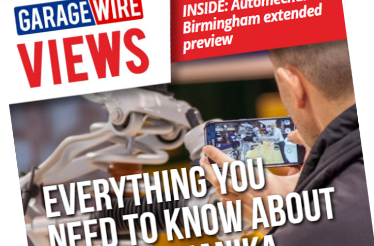 Essential Automechanika Birmingham guide featured in latest issue of GW Views