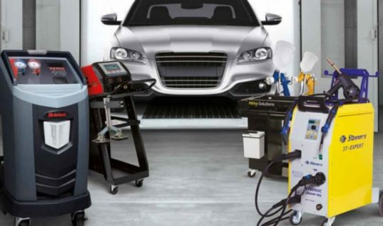 Euro Car Parts reveals the full scope of its Bodyshop equipment range