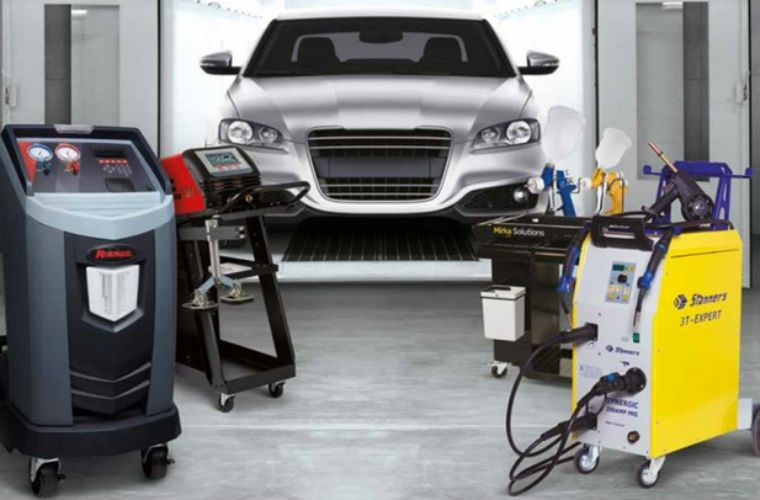 Euro Car Parts Reveals The Full Scope Of Its Bodyshop Equipment
