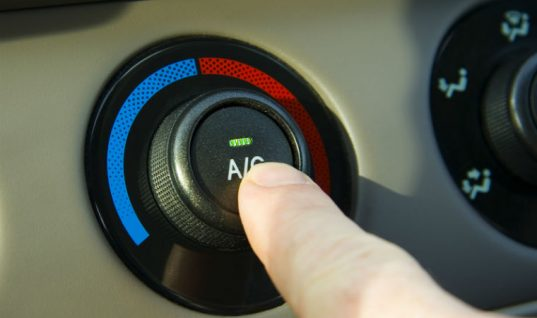 Drivers set to spend £45m on air con services this summer