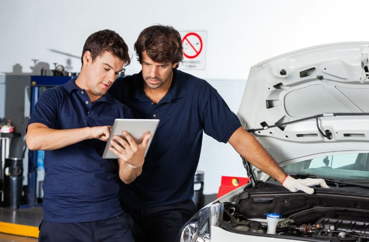 TechMan announce Autodata partnership at Automechanika Birmingham