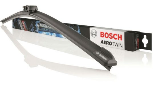 Bosch Aerotwin scoops Auto Express award for fourth time