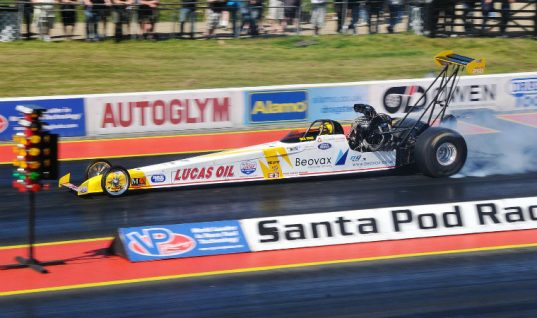 Lucas Oil Products to headline sponsor British Drag Racing Hall of Fame