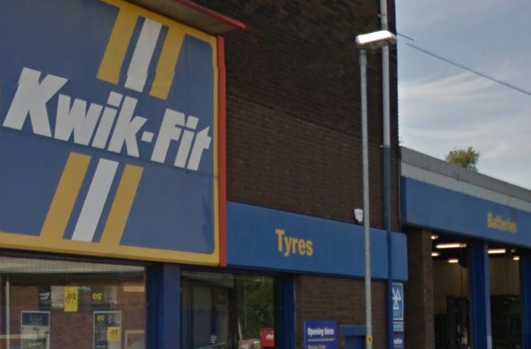 Kwik Fit fitter spared jail and retains job despite leading high-speed police chase