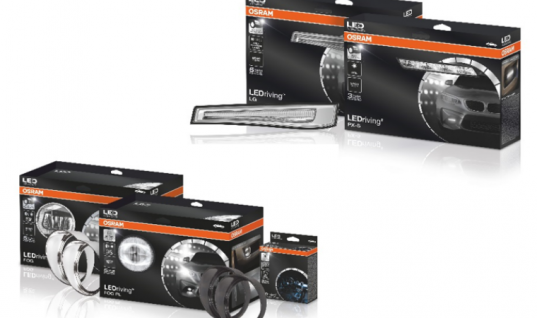 OSRAM highlights its aftermarket fit LED fog lamps and DRLs