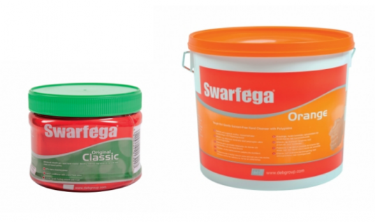 Swarfega supports new research on skincare in the workplace