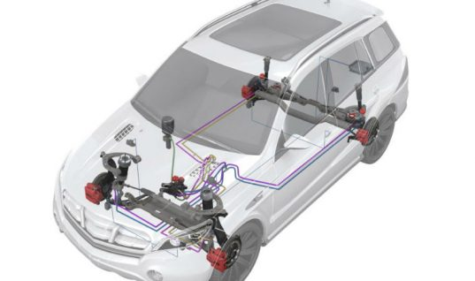 Tenneco announces new advanced options for CVSA2/Kinetic suspension tech
