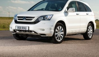 Blue Print highlights range coverage with Honda CR-V applications