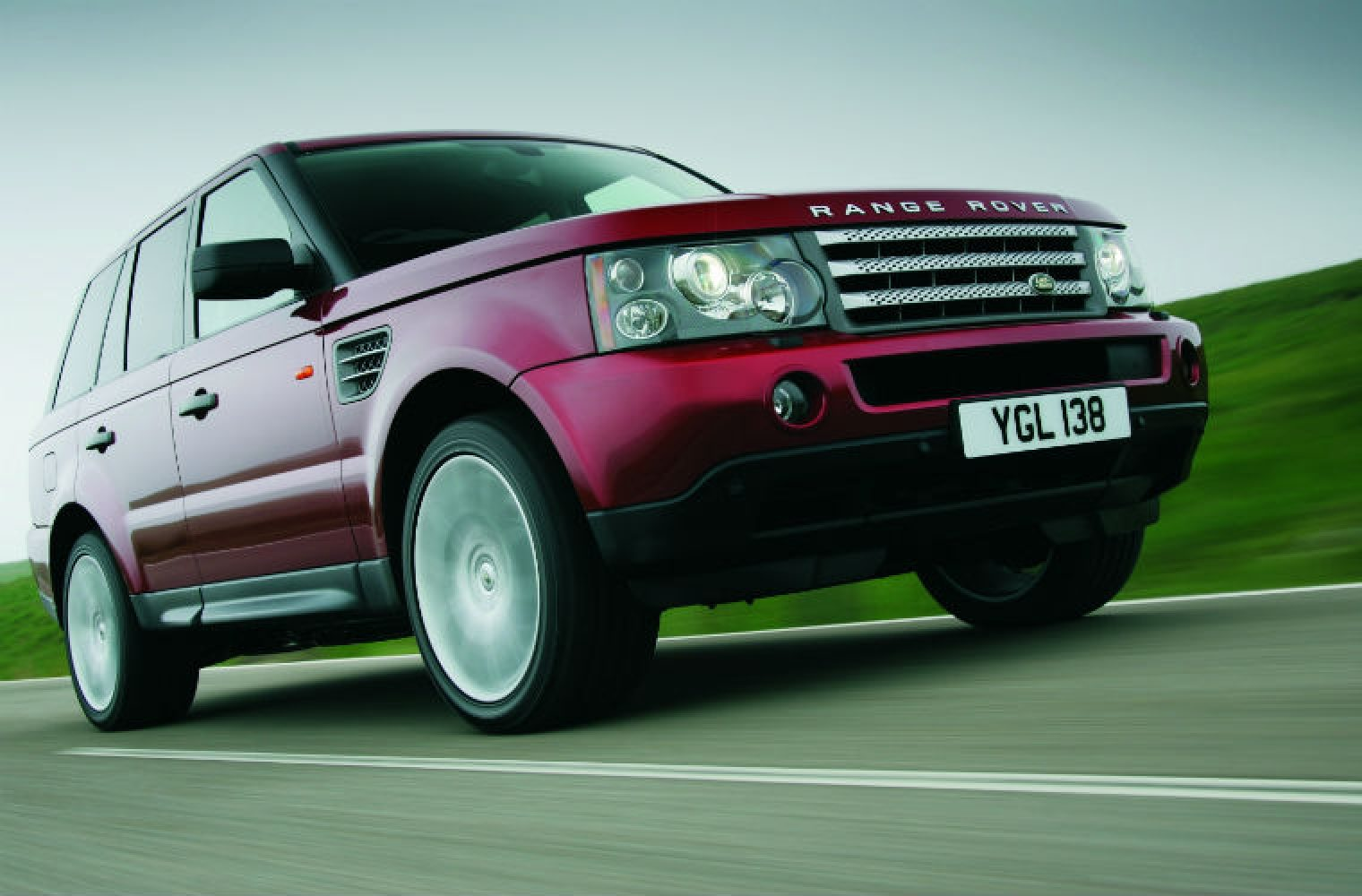 Range Rover Sport L320 brake booster failure solved with