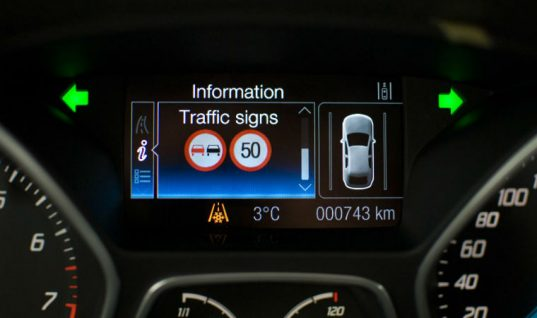 "Highways England to test ""in-vehicle signage"" on London to Dover A2 and M2"