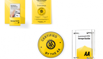 IGA garage achieves perfect score with AA Certified