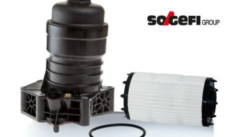 New Audi A6 features Sogefi oil filter module