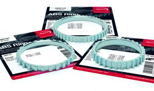 Apec introduces latest new-to-range ABS rings
