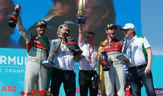 Team Audi Sport ABT Schaeffler crowned 2018 Formula E champions