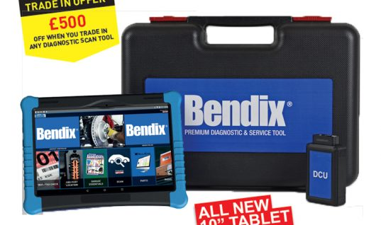 Super fast comprehensive Bendix diagnostic unit