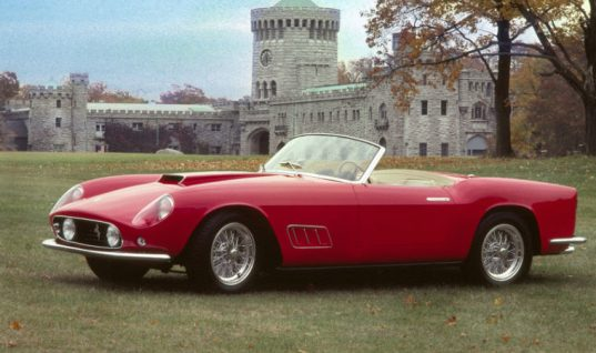 Lubricant gives Ferrari 250 GT V12 enhanced protection and 7 per cent power gain