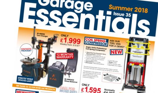 Summer sizzlers with The Parts Alliance's Garage Essentials