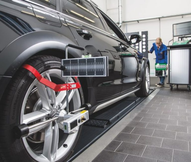 Specialist tool caters to independent workshop need for ADAS calibration kit