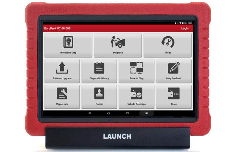 Launch UK introduces latest addition to X-431 diagnostics range