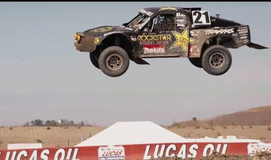 Watch: Lucas Oil stars to feature in Hollywood movie