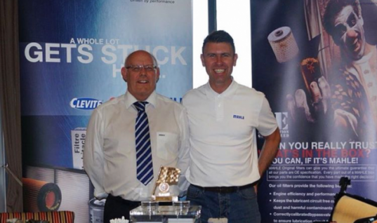 MAHLE Aftermarket wins 'Supplier of the Year' award