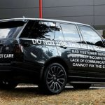"""Do not use this dealership"", Range Rover owner warns customers about main dealer"