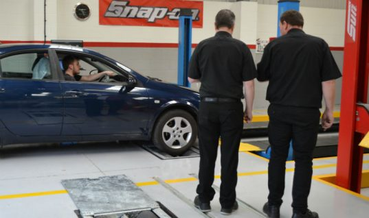 Annual MOT training and assessment deadline looms