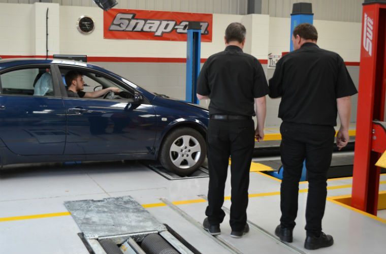 Progress Recruitment to roll out new MOT tester training through IGA
