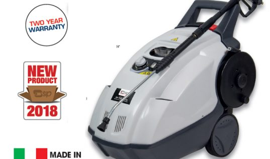 SIP Tempest PH540/150 Hot Water Electric Pressure Washer